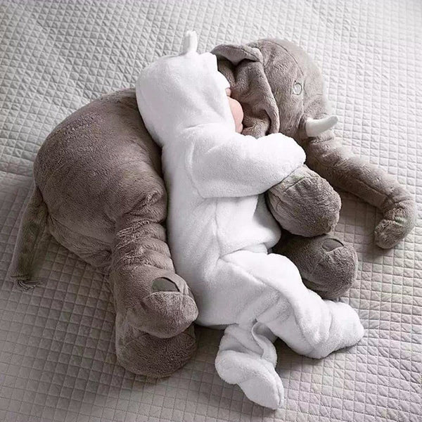 Elephant Baby Pillow