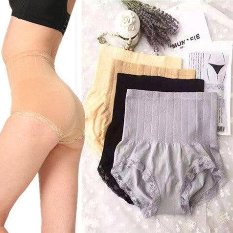 High Waist Lace Body shapers