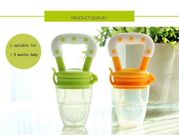 Baby Fresh Food Pacifier