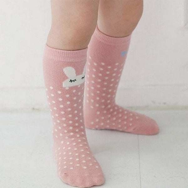 Baby Boy/Girl Fox Knee High Socks