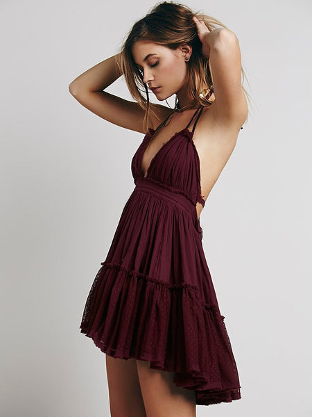 Avalon Summer Boho Dress