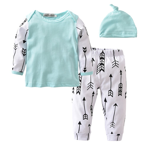 Extremely Cute Baby 3 Piece Set