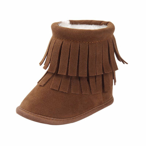 Baby Moccasins Soft Boots