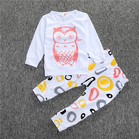 Baby Owl Outfit