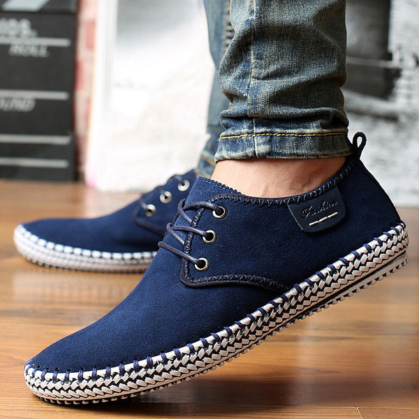 Minimalist Men Casual Shoes