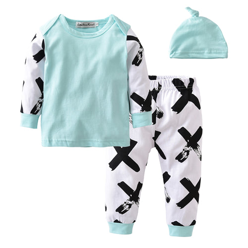 Adorable Baby 3 Piece Set