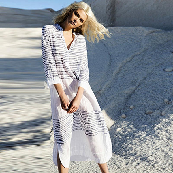 Oceana Cotton Beach Cover Up
