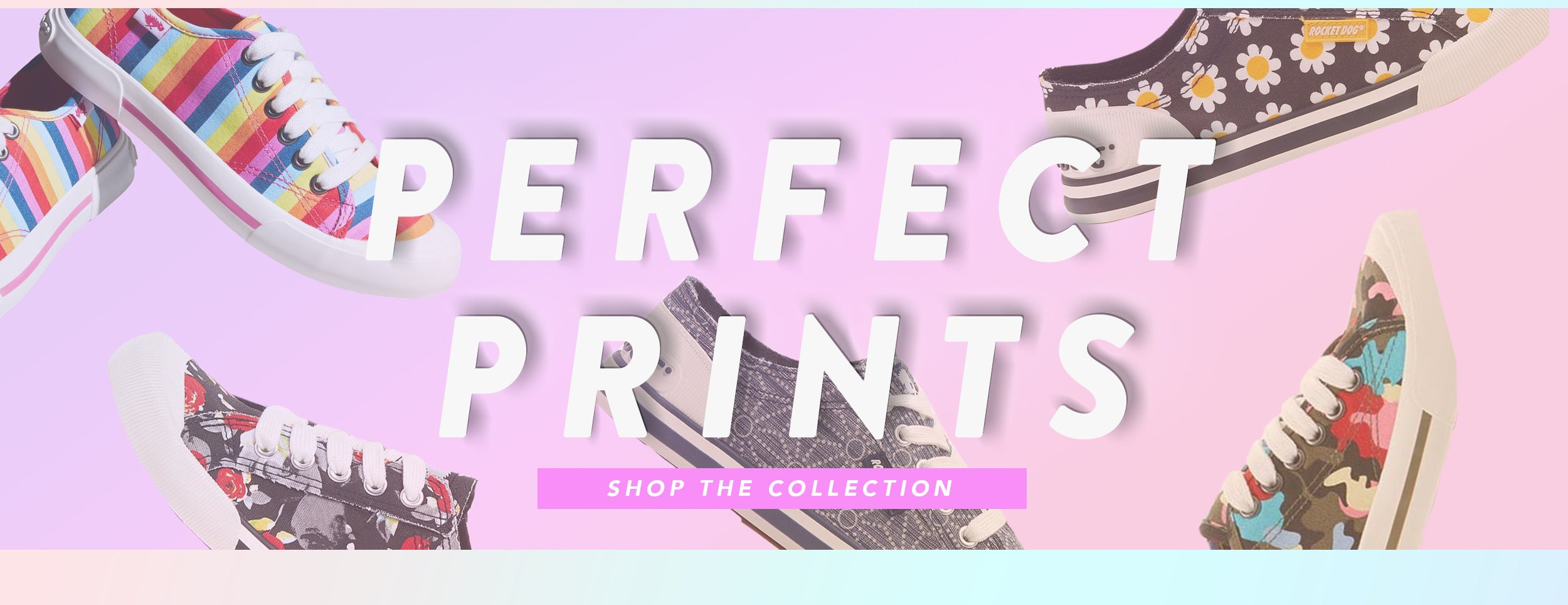 Rocket Dog Perfect Prints - Jazzin