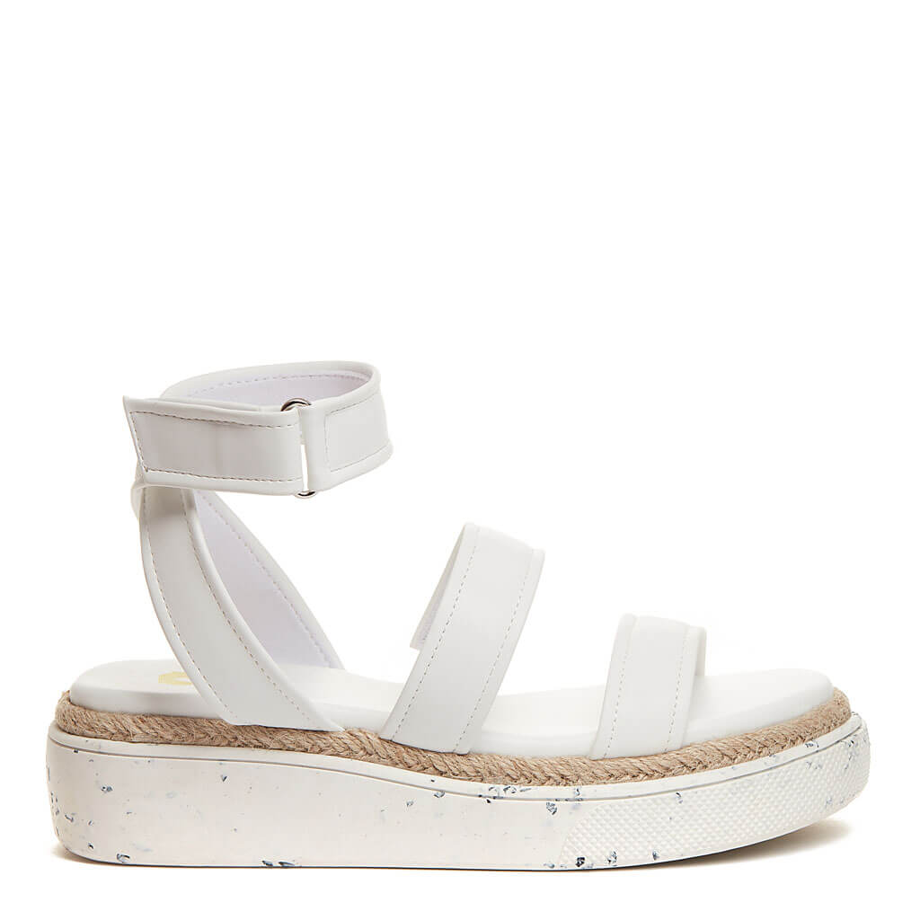 Rocket Dog® Franki White Sandal