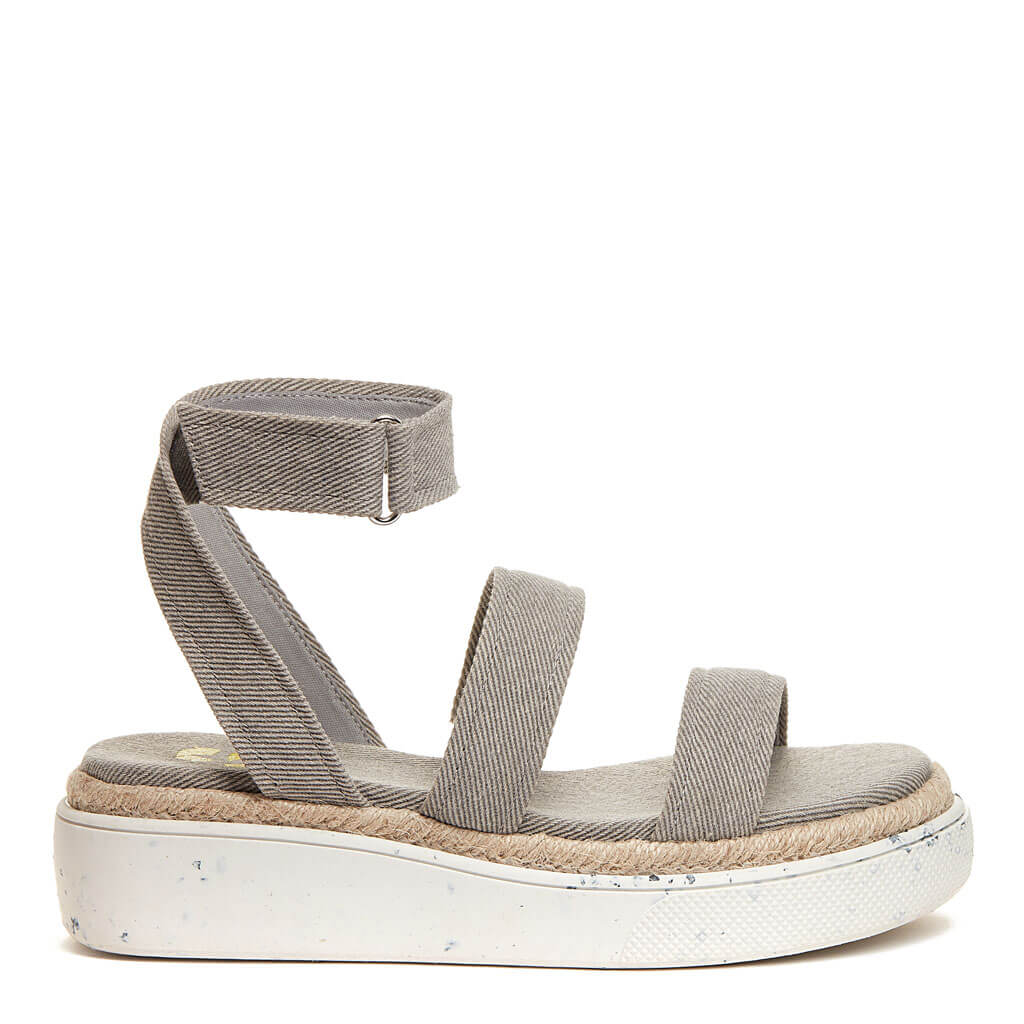Franki Grey Sandal. Shop Women's Sneakers