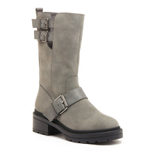 Irene Grey Boot