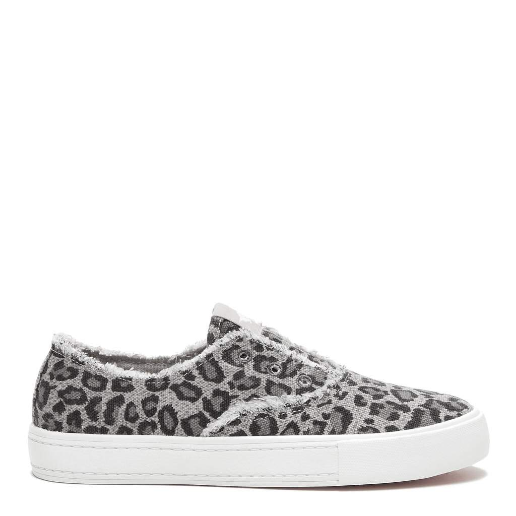 Rocket Dog® Afina Grey Leopard Slip-On Sneaker