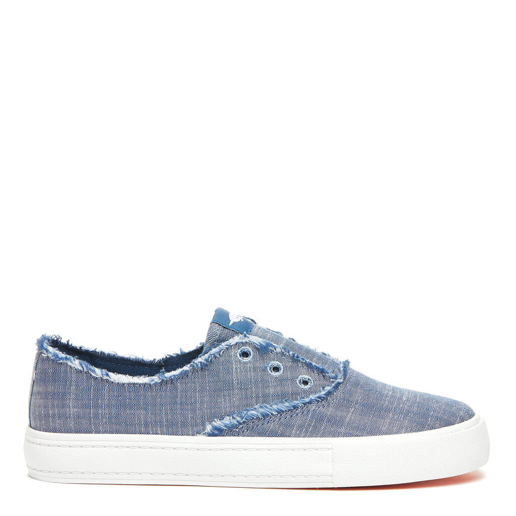 Rocket Dog® Afina Light Blue Slip-on Sneaker
