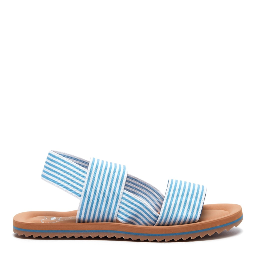 Ellen Light Blue Sandal