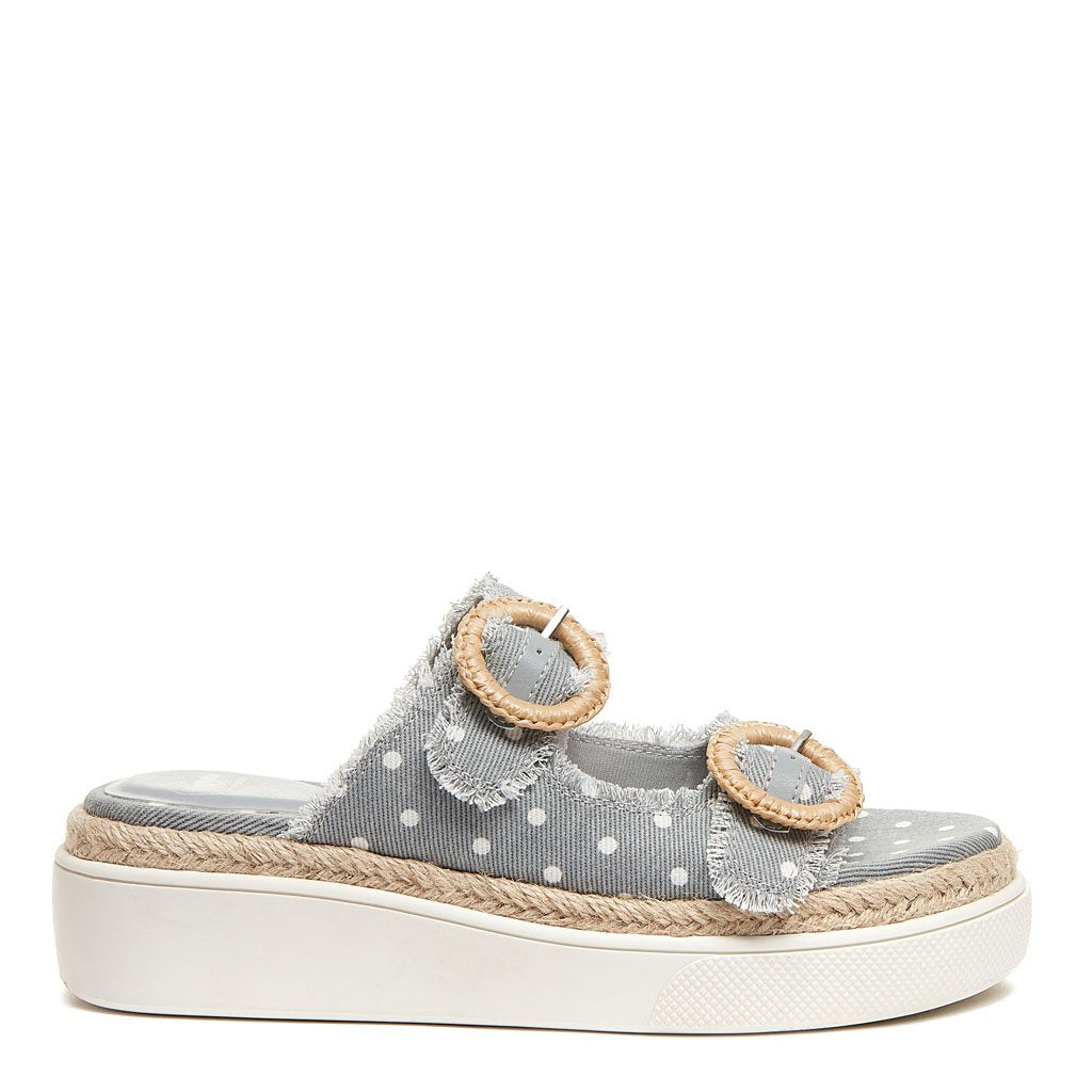 Favor Grey Dots Platform Sandal. Shop Women's Sneakers
