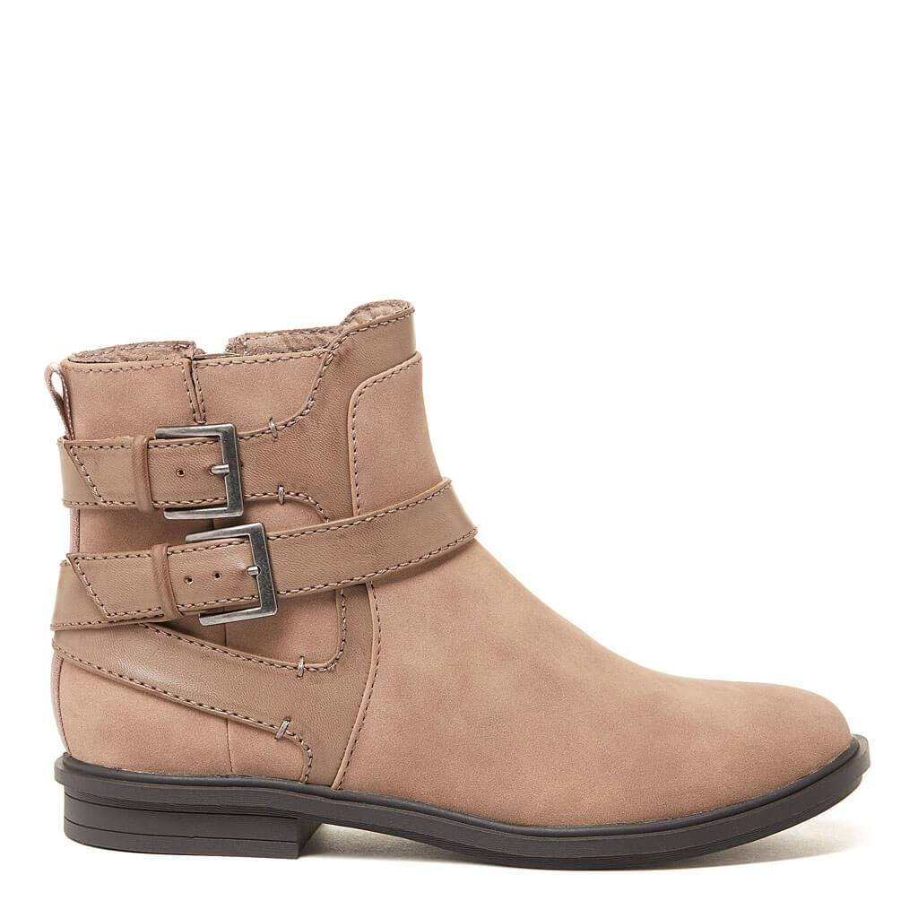 Geo Taupe Ankle Boot