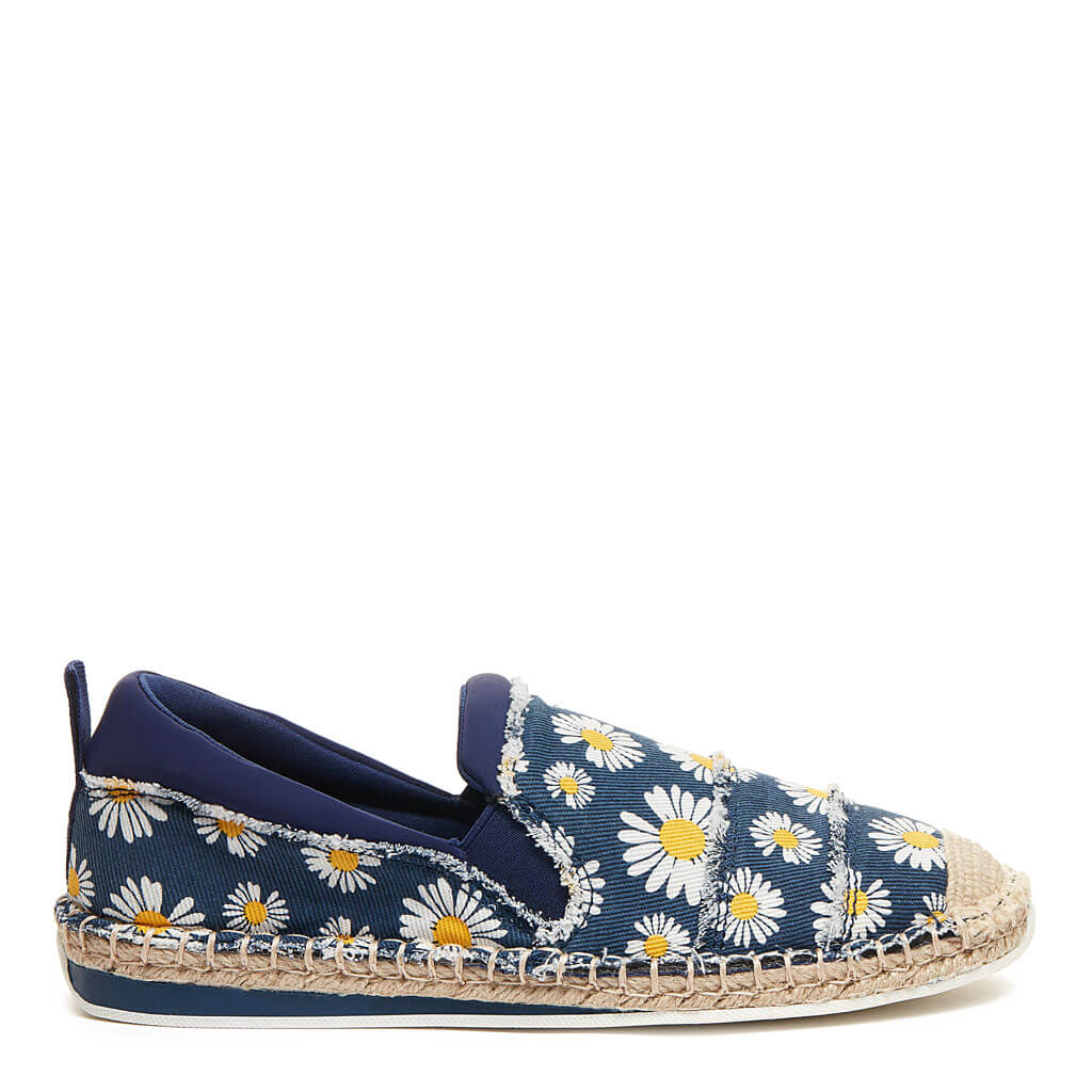 Rocket Dog® Gia Navy Daisy Espadrille
