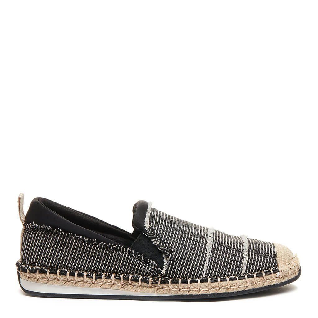 Gia Black Espadrille. Shop Women's Sneakers