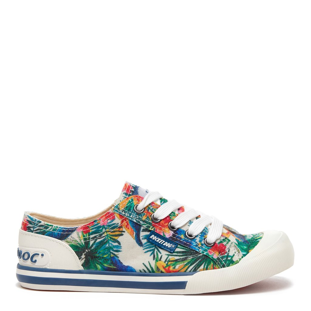 Jazzin Floral Jungle Sneaker