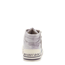 Jazzin Grey Tie-Dye High Top Sneaker