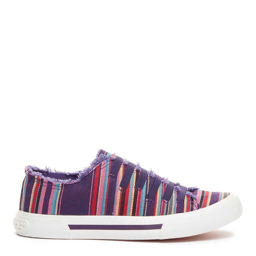 Jokes Multi Color Slip-on Sneaker