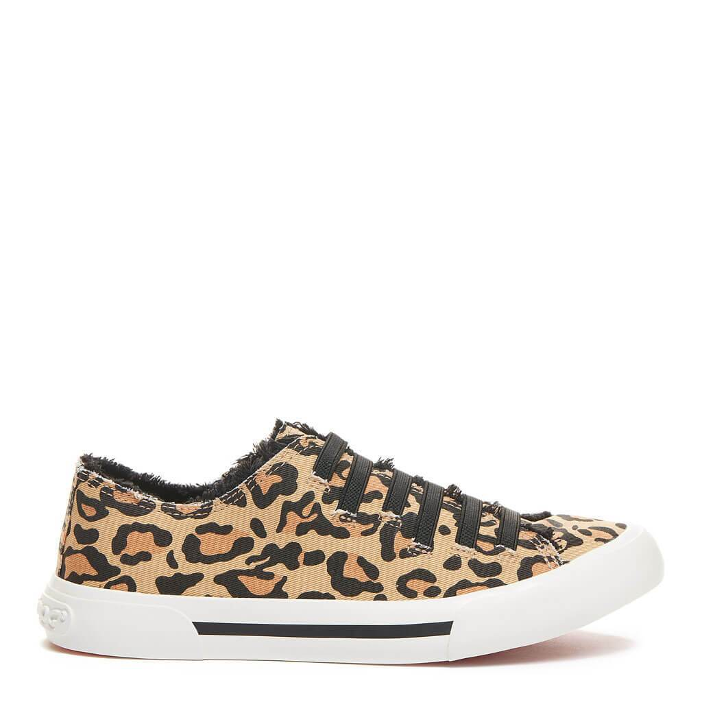 Jokes Leopard Slip-on Sneaker