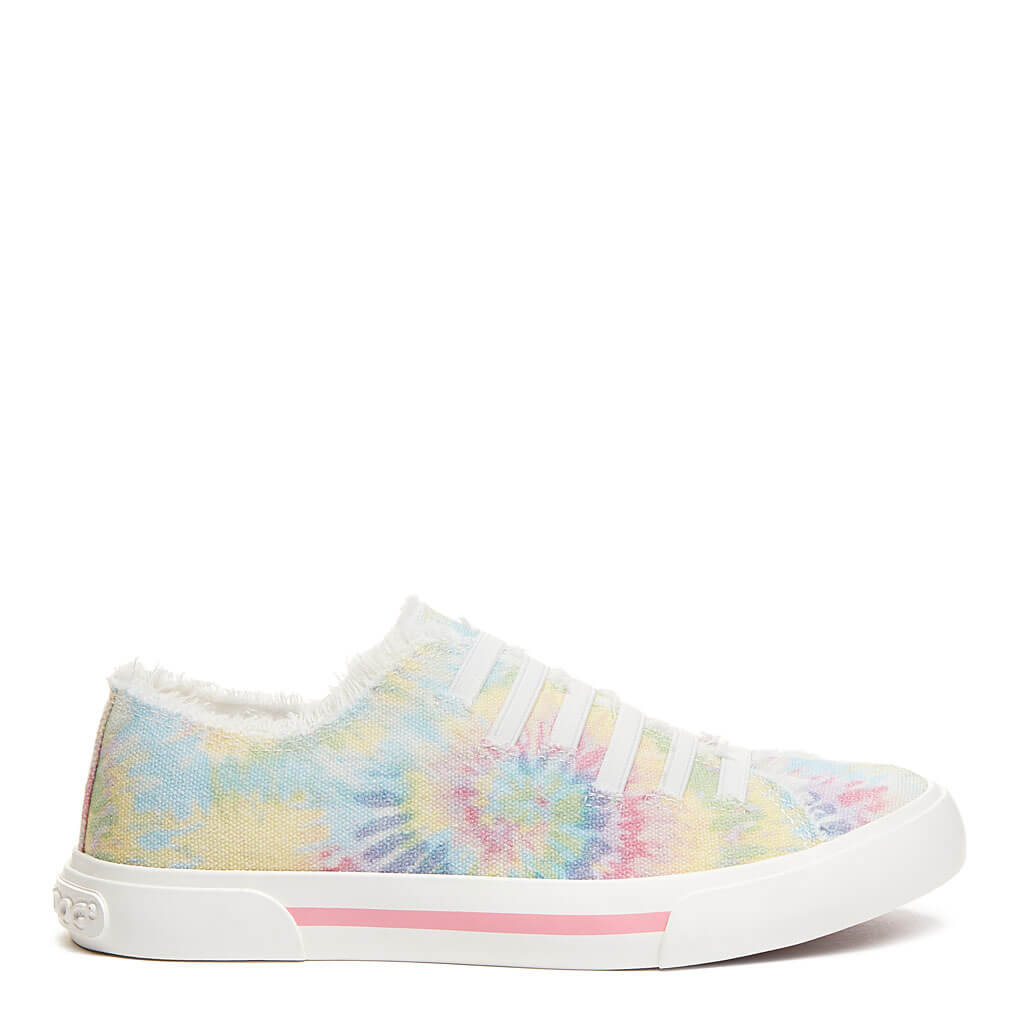 Rocket Dog® Jokes Pastel Tie Dye Slip-On Sneaker