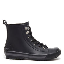 Rain Drop Black Rain Boot
