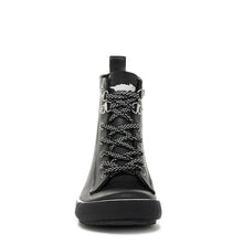 Rainy Black Rain Boot