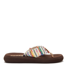 Spotlight Color Stripe Flip Flop