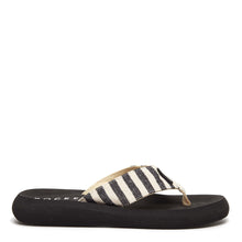 Spotlight Black Stripe Flip Flop