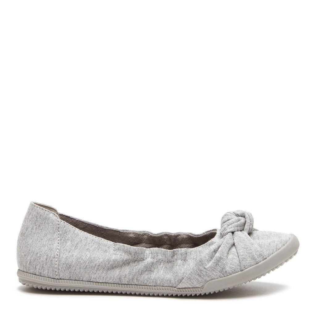 Steff Light Grey Slip-on