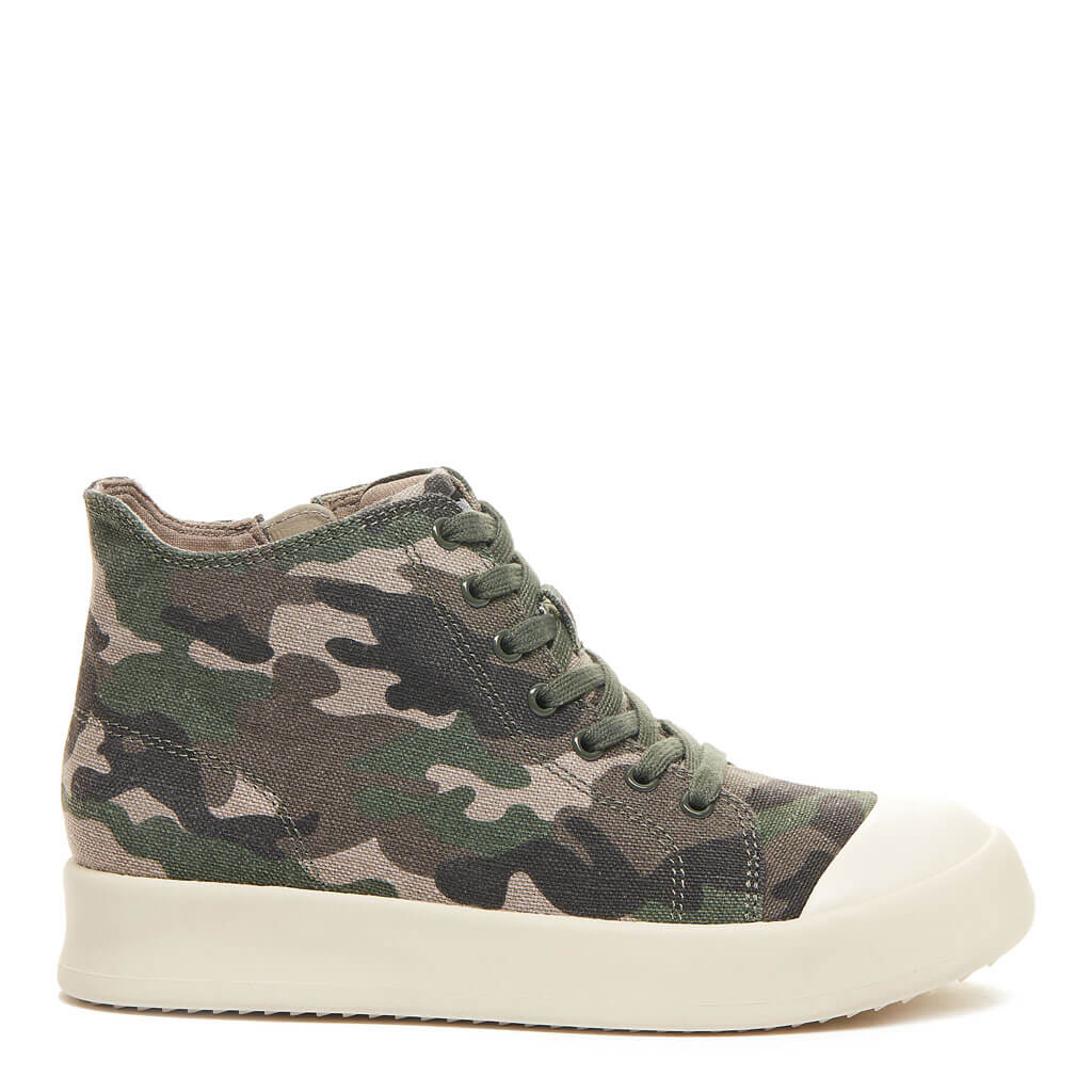 Walt Camo High Top Sneaker