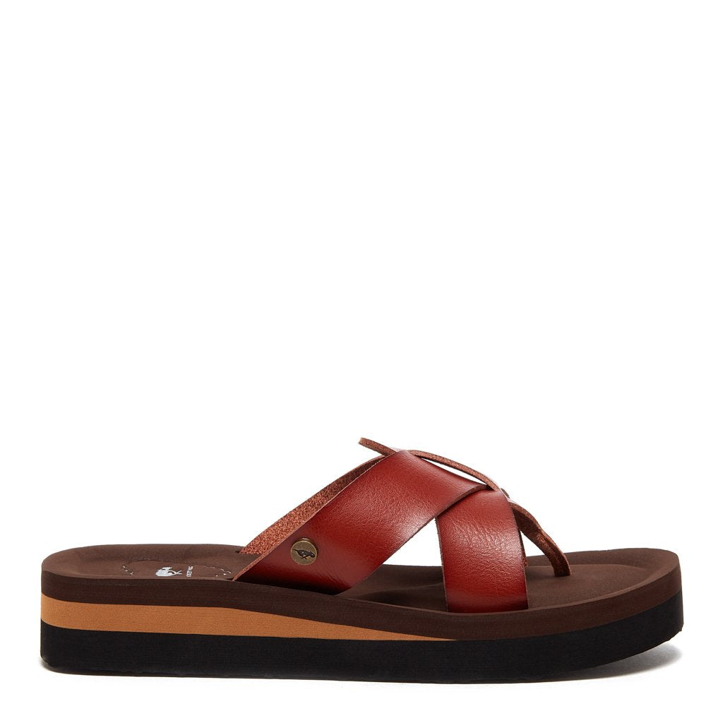 Wilmer Brown Sandal