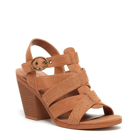 2ce23397c0 Rocket Dog® Yeehaw Women's Tan Heel Sandal