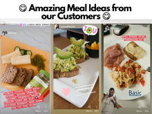 Keto meal ideas from Bakening customers