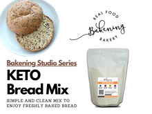 Bakening Keto Bread Mix