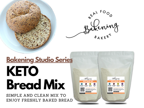 Keto Bread Mix Subscription (2 packs/delivery)