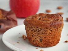 Singapore gluten free paleo vegetarian muffin: sugar and fat free apple cinnamon