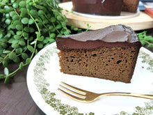 Singapore paleo vegan, eggless, gluten and dairy free chocolate banana cake and nut free