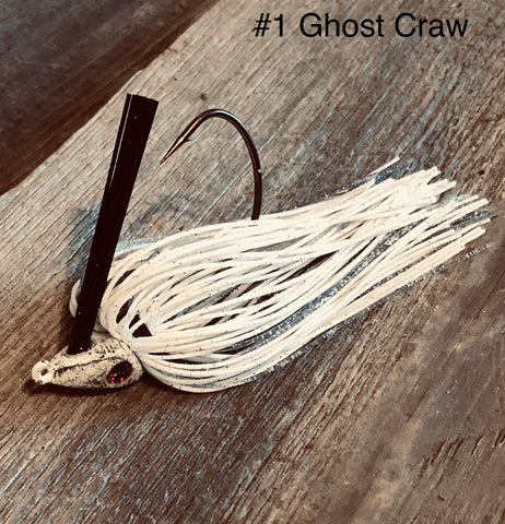 #1 Ghost Craw Swim Jig