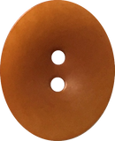 "Corozo Tagua Oval 2 hole 11/16"" button, 11 colors, Vegetable Ivory New low price 50¢"