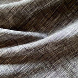 Black/White Slubby-Soft Light Rustic Cotton by the Yard  #CHL-120