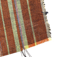 Dark Indigo Blue/White Japanese Yukata Cotton, Flowers in Diamonds, by the Yard #D108