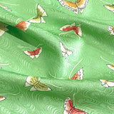 "Champagne Abalone 2-hole 5/8"" Pack of 8 Buttons"