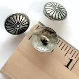 "Mesa Sunflower 1/2"" Concho Button, #SW-66"
