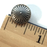 "Agave Flower Tiny 1/2"" Concho Button #SW-72"