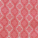 SALE Cotton Voile Tea Rose Geometric Print, by the yard  #870