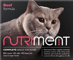 Cat Food Raw