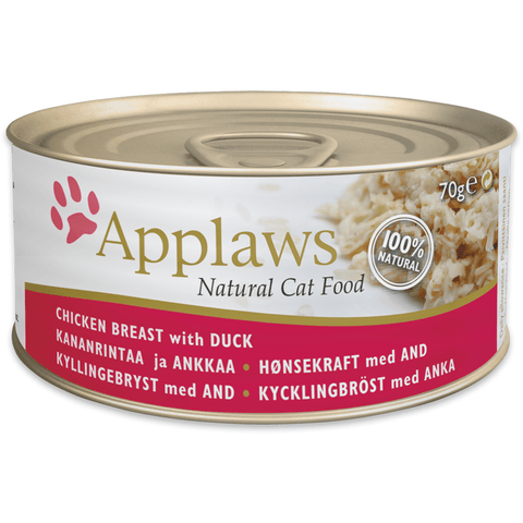 Applaws Cat Chicken Breast With Duck, Wet Cat Food, Applaws, The Pet Parlour Terenure - The Pet Parlour Terenure Dublin